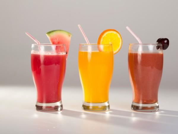 Seasonal Fresh Juice