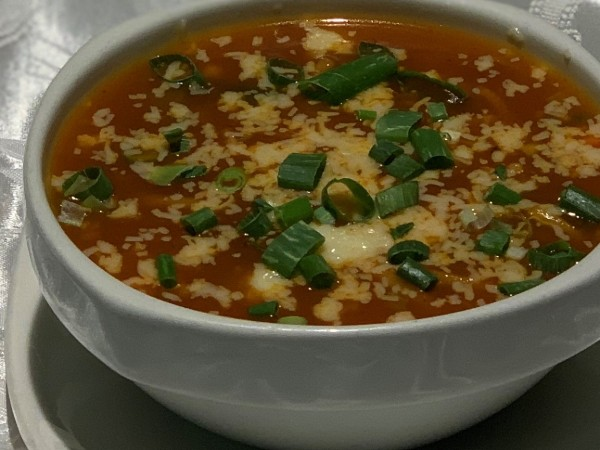 Minestrone Soup Vegetable