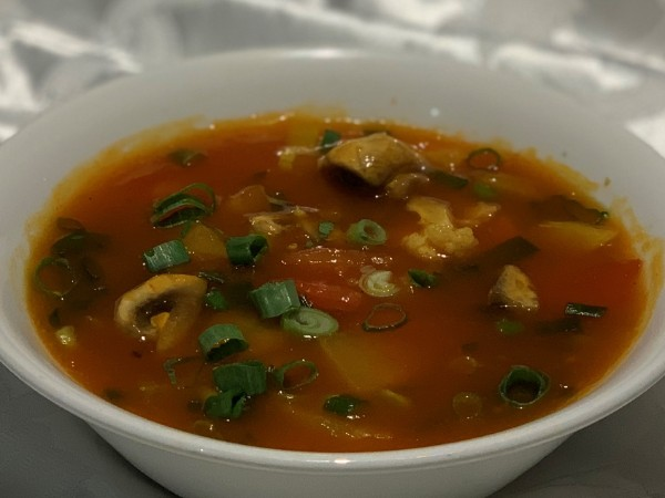 Vegetable Sweet and Sour Gravy
