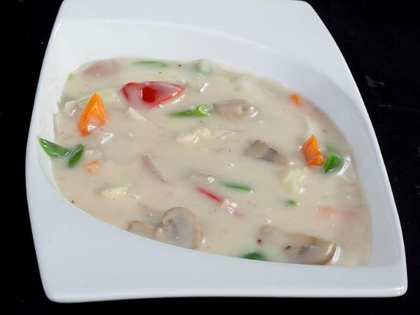 Vegetble Chow - Chow