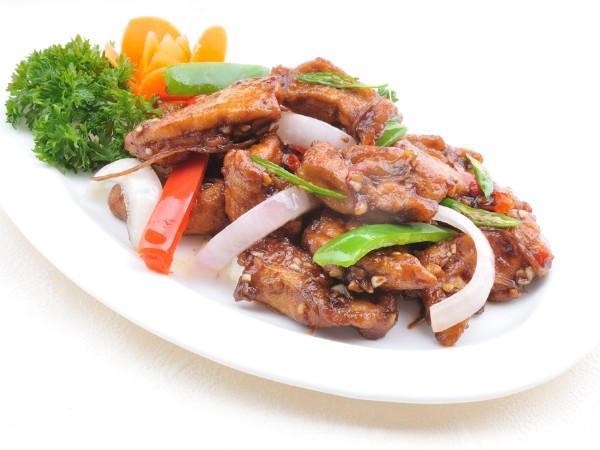 Jiang's Chilli Chicken
