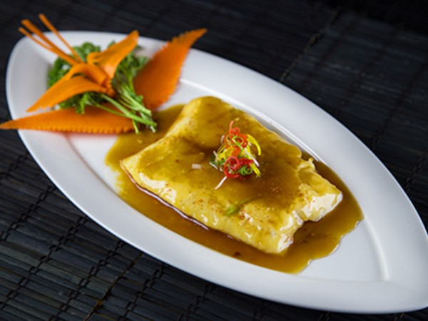 Shanghai Style Baked Fish
