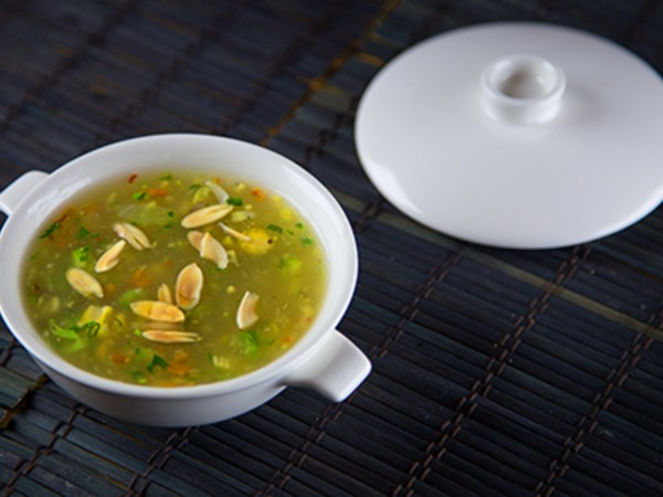 Eight Treasure Soup Vegetable