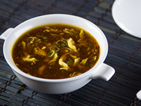 Hot and Sour Soup Chicken