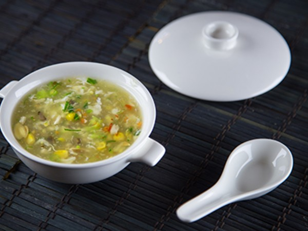 Eight Treasure Soup Chicken