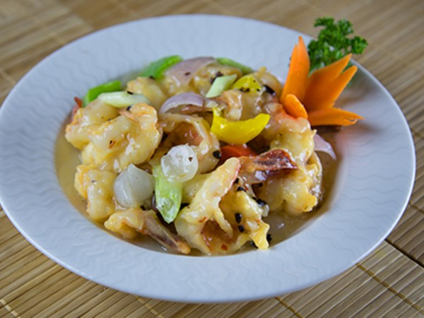 King Prawn in Hubei