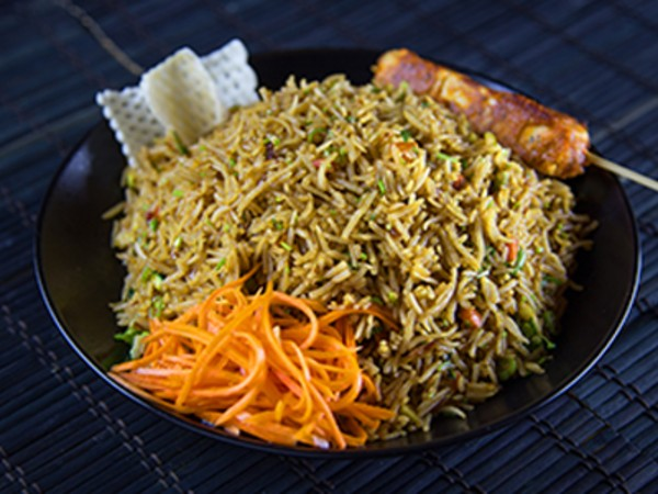 Nasi Goreng Vegetable