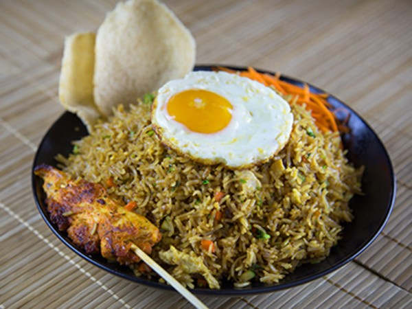 Nasi Goreng Chicken