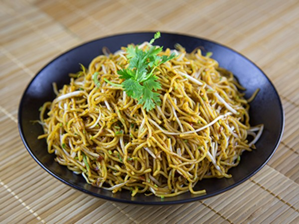 Mee Goreng Vegetable