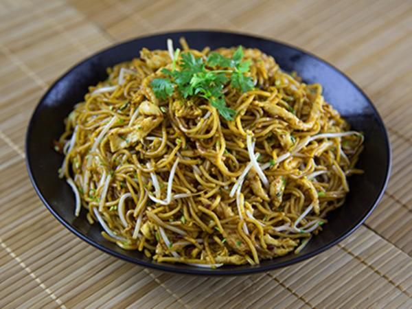 Mee Goreng Chicken