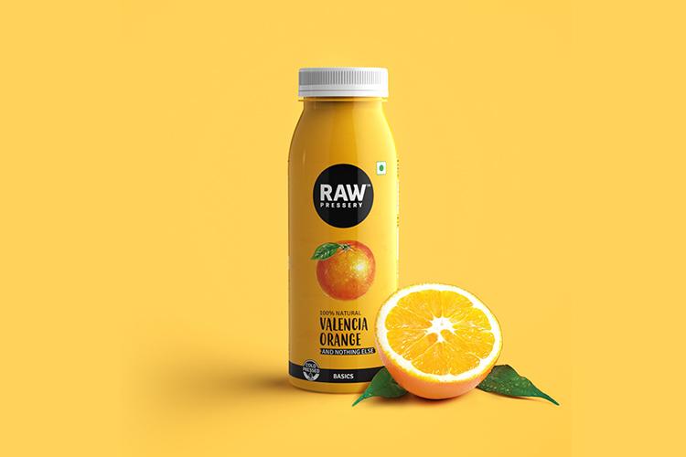 Raw Pressery-Valencia Orange Juice (250ml)