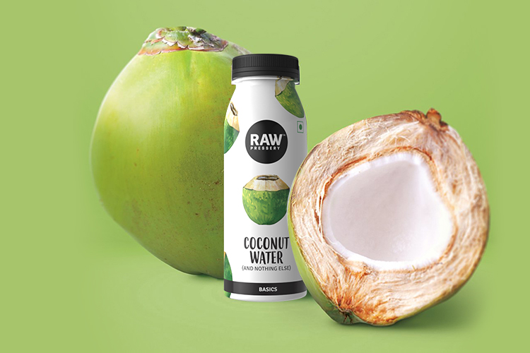 Raw Pressery-Ambient Coconut Water (200ml)