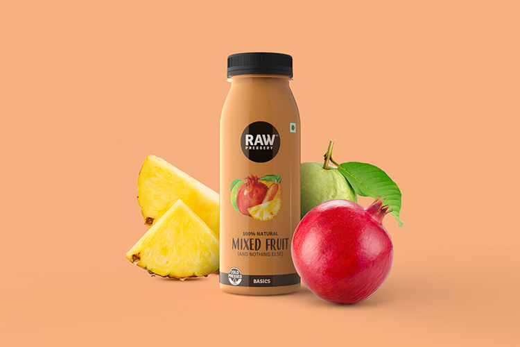 Raw Pressery-Ambient Mixed Fruit Juice (200ml)