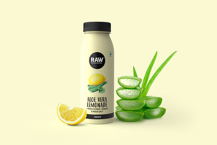 Raw Pressery-Ambient Aloe Vera Lemonade (200ml)