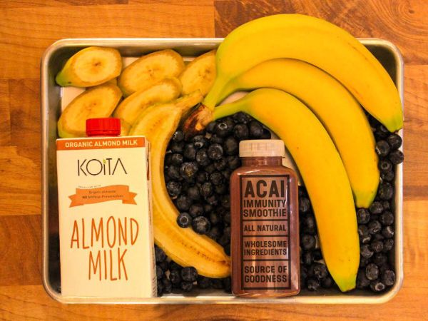 Acai Immunity Smoothie [250ml]