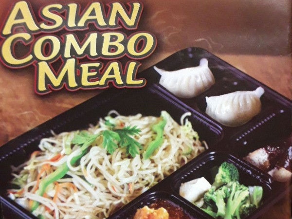 Asian Combo Meal - Non-vegetarian