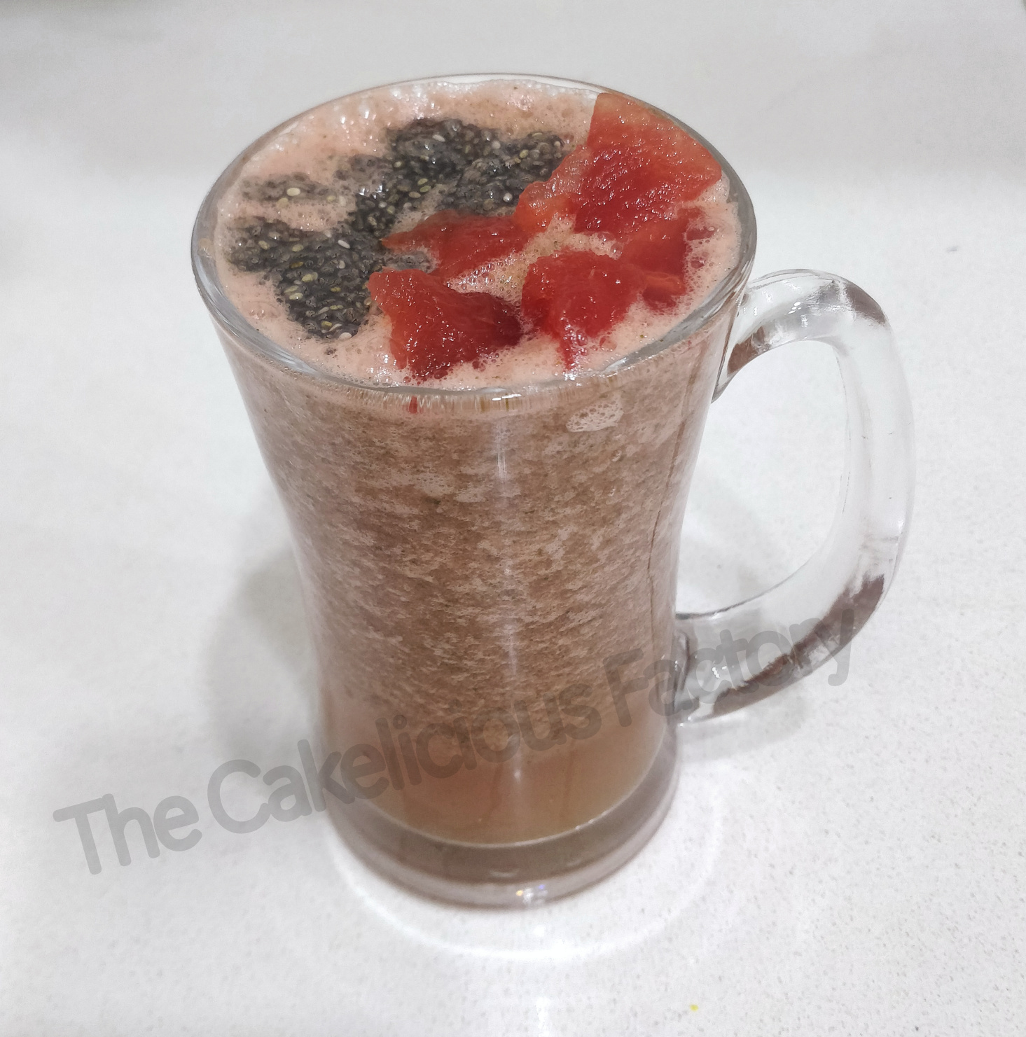 Watermelon Moringa Smoothie