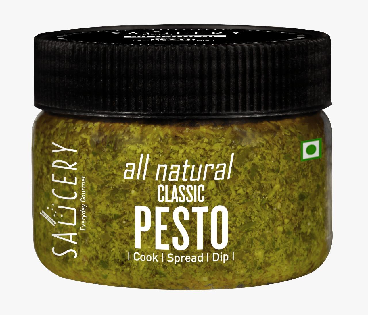 Saucery-Classic Pesto