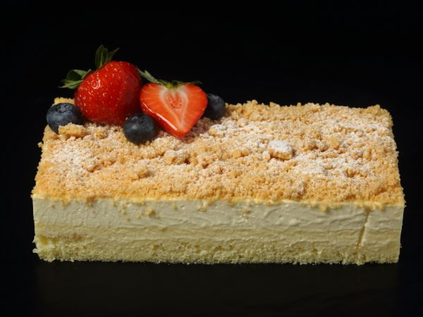 Double Cheesecake [10 x 18 cm]