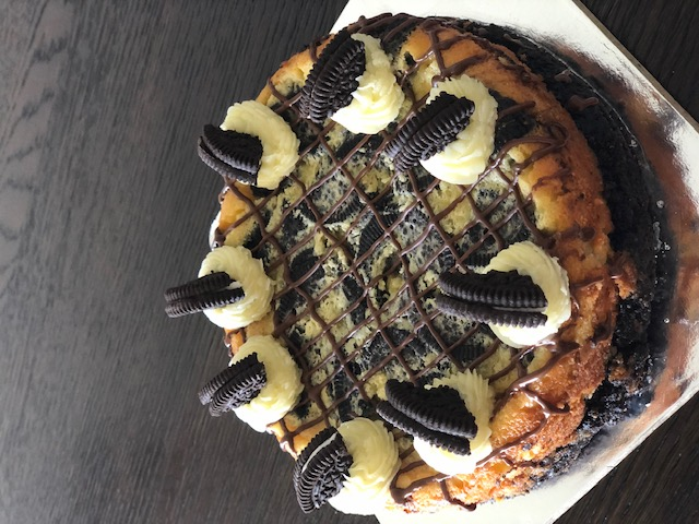 Baked Philadelphia Oreo Cheesecake