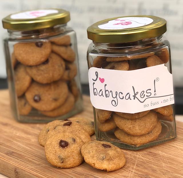 Mini Choc Chip Cookie Jar