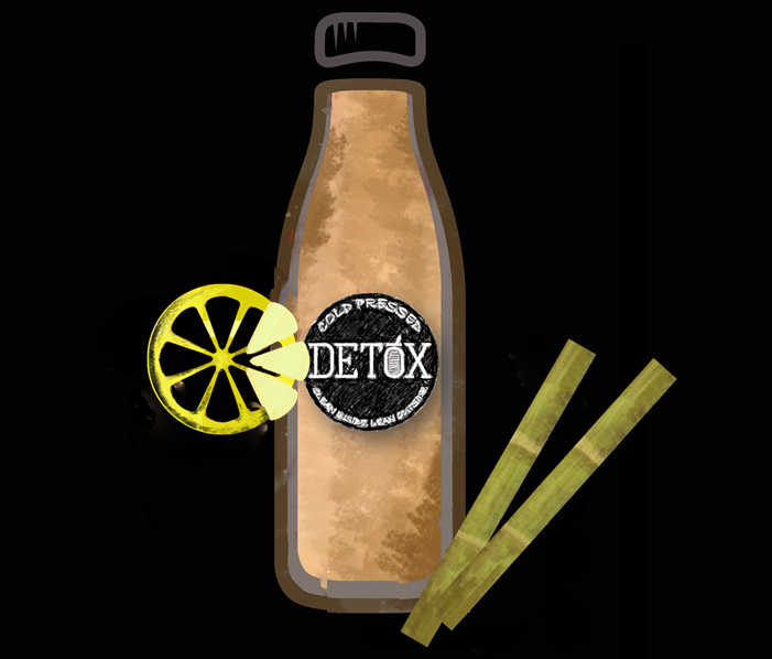CLASSIC CANE ( Sugarcane + Ginger + Lemon )