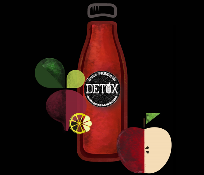 LIVER MOVER - (APPLE + BEETROOT + LEMON)