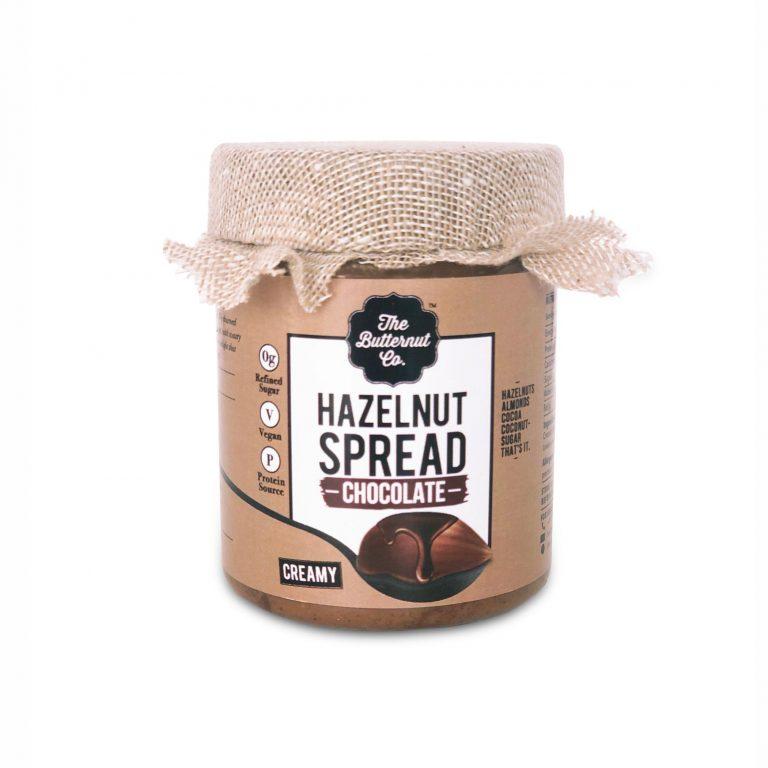 The Butternut Co-Chocolate Hazelnut spread-200g