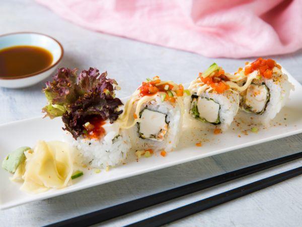 Ikebana Tofu [4 Pcs] [V]