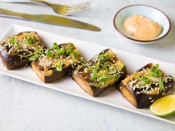 Miso Eggplant [4 Pcs] [V]