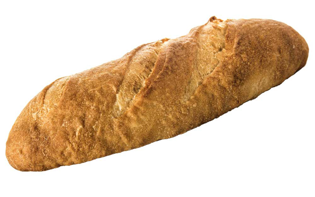 Baguette (Sourdough) 100% Wholewheat