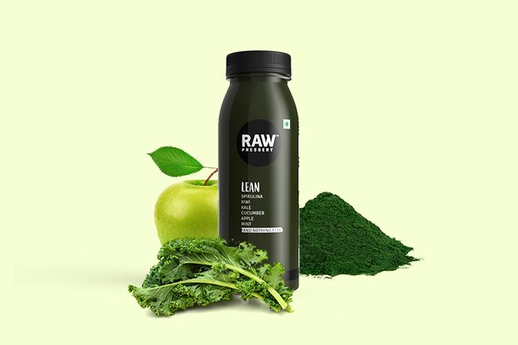 Raw Pressery-Lean Juice (250ml)