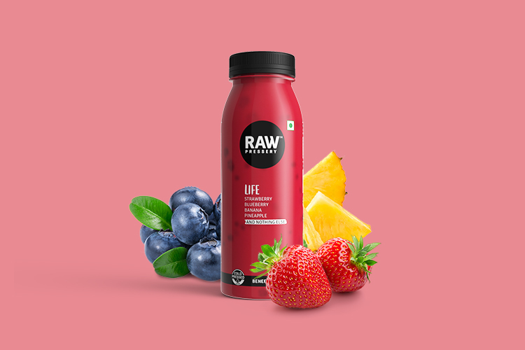 Raw Pressery-Life Juice (250ml)