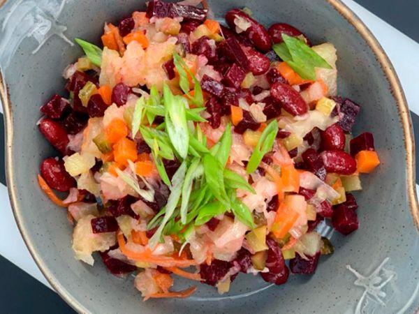 Vinegret Salad