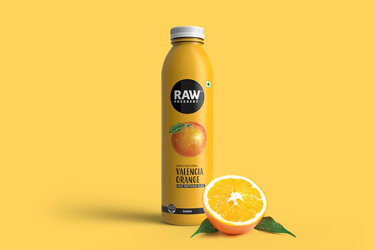Raw Pressery-Valencia Orange (1000ml)