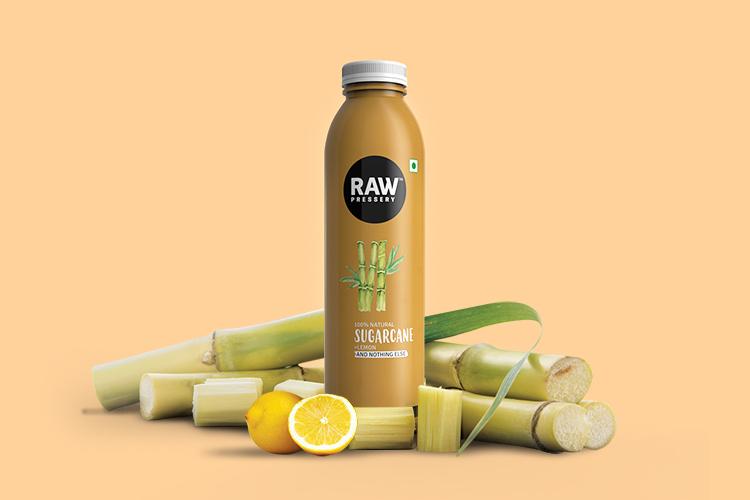 Raw Pressery-Sugarcane (1000ml)