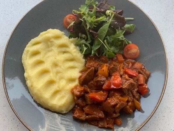 Beef Gouliash