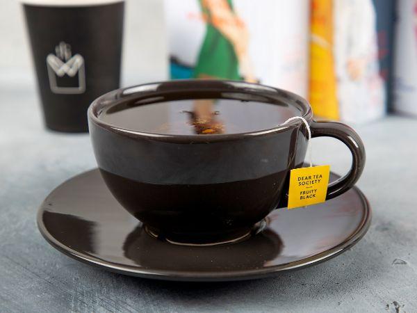 Black Tea with Orange, Rose Petals