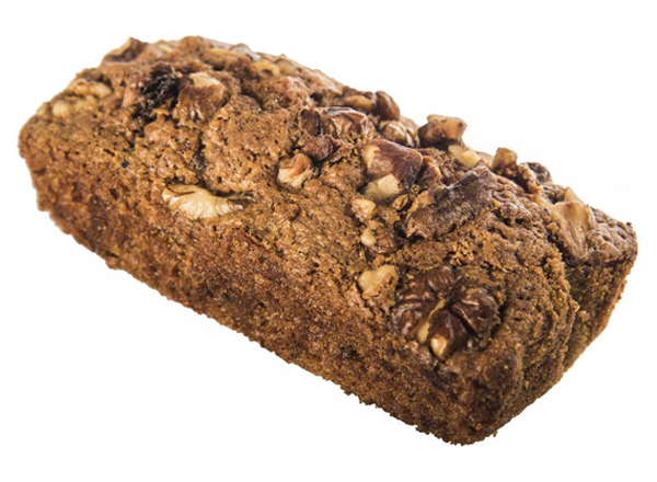 Carrot Walnut Cake - 135g 100% Wholewheat (Contains Egg)