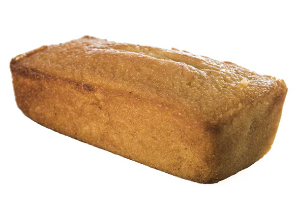 Lemon Loaf With Honey - 100% Wholewheat (Contains Egg)