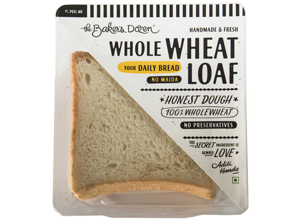 Wholewheat Loaf 100% Wholewheat