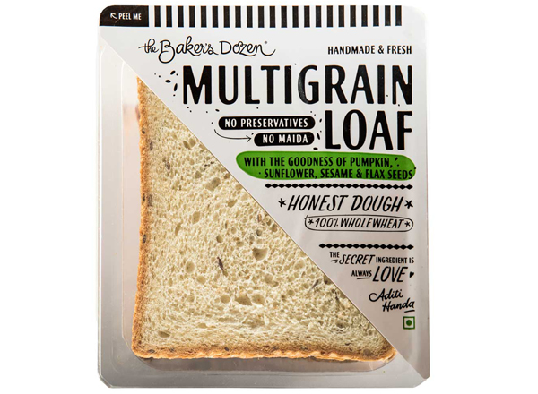 Multigrain Loaf (100% Wholewheat)