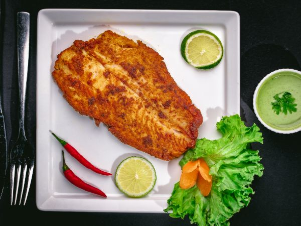 Fish Fillet Hamour/Salmon