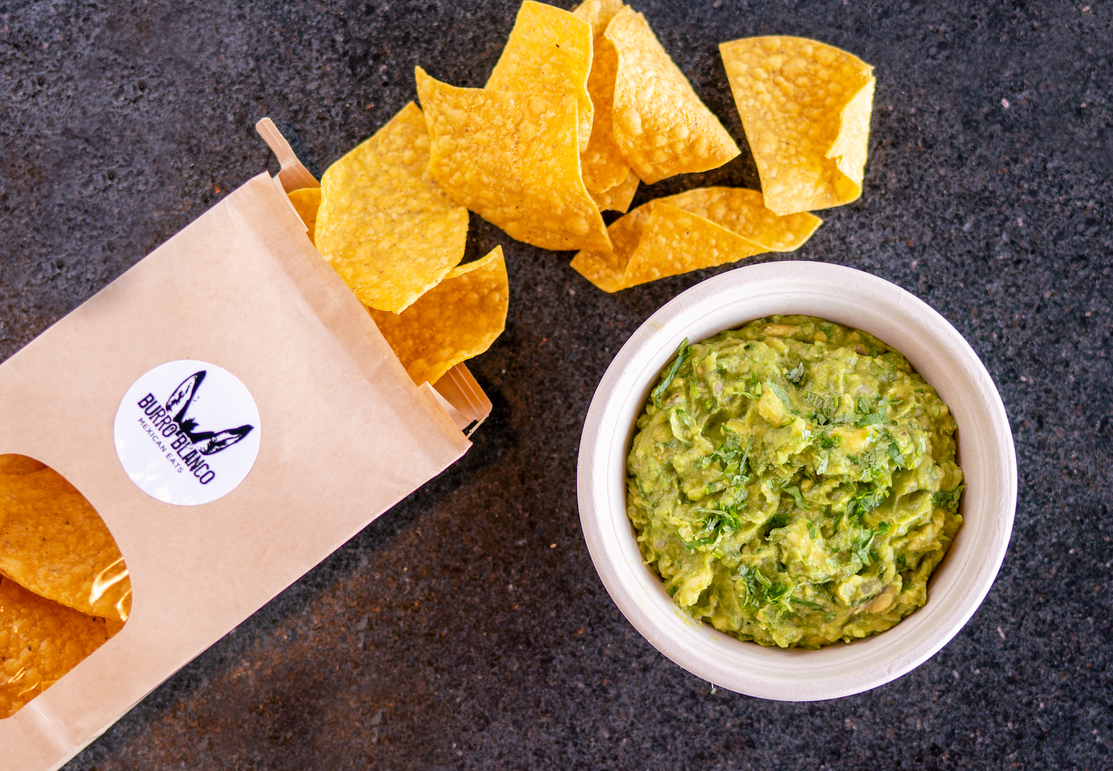 Family Guac & Chips