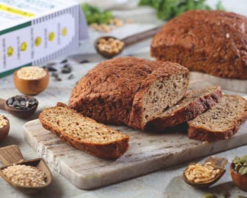 High-Protein Bread