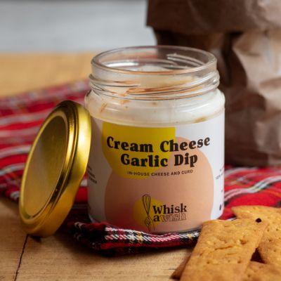 In-House Cream Cheese Garlic Dip