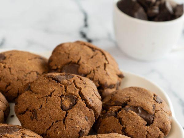 Gluten-Free Chocolate Chunk (4 Big Pieces)