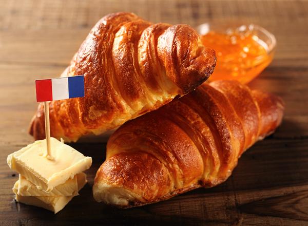 Croissant 100% Butter