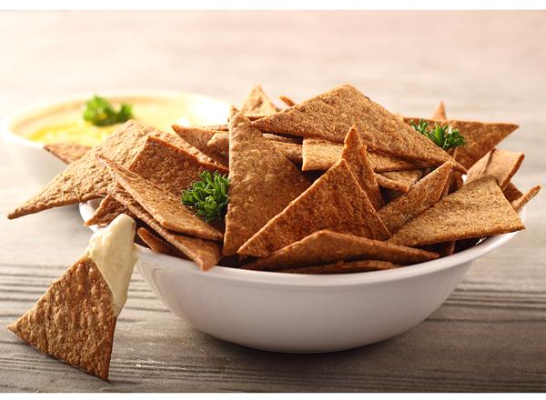 Ragi Crackers