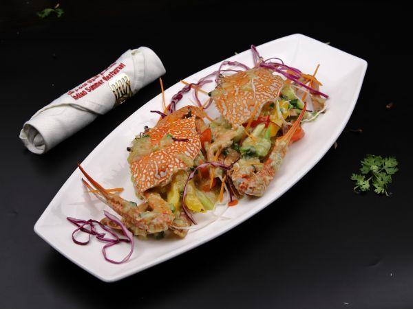 Butter Garlic Pepper Crab
